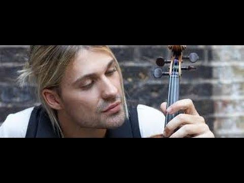 Violinist David Garrett - BBC Life Story Interview