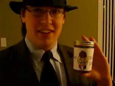 Grey Poop-On
