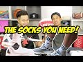 THE #1 PAIR OF SOCKS YOU NEED IN YOUR LIFE!
