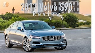 2017 Volvo S90 Inscription Review - A Flagship Sedan