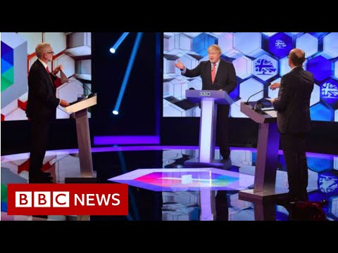 Corbyn v Johnson: BBC election debate round-up - BBC News