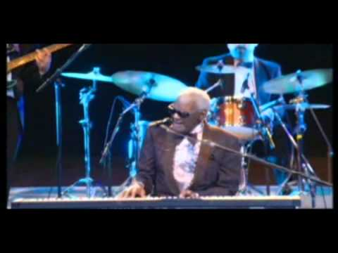 Ray Charles   A Song For You  At Olympia