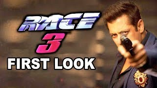 RACE 3 Movie First Look | Salman Khan, Jacqueline Fernandez
