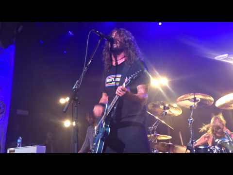 "Foo Fighters - ""Rope"" - Chicago (@Metro), 08-05-2017"