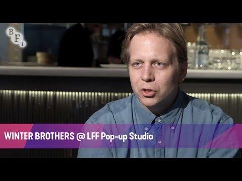 WINTER BROTHERS @ LFF Pop-up Studio | BFI London Film Festival 2017
