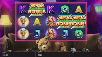 Ted Slot session William Hill online and Sky Vegas