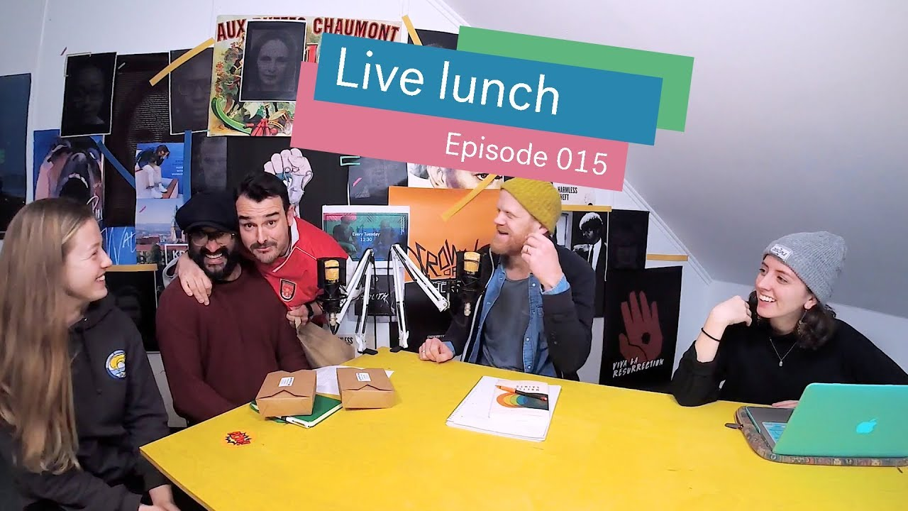 Obeying the Bible | #Livelunch episode 15 Cover Image