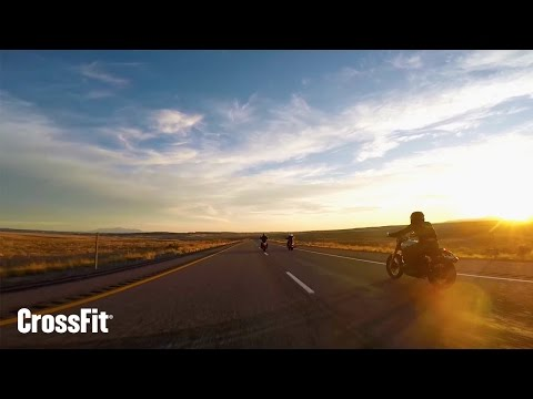 2015 CrossFit Moto Tour, presented by Triumph
