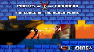 BitCine - Piratas do Caribe: A Maldição do Pérola Negra/POTC: The Curse Of The Black Pearl