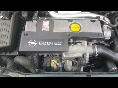 Opel Astra G Y20DTH 16V PSG16 троит на холодную и провалы на ходу