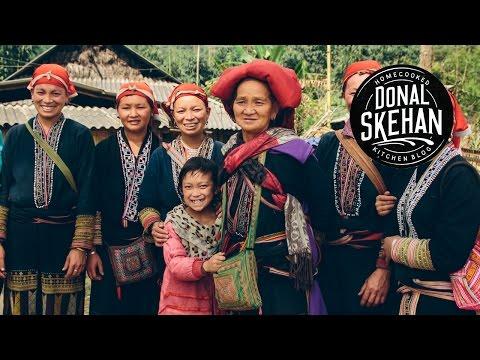 Donal's Vietnamese Adventure: Ta Phin Village