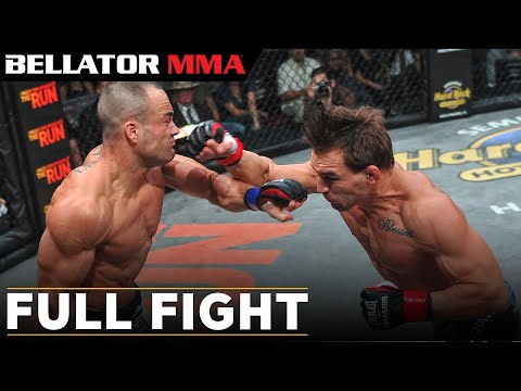 Bellator MMA: Michael Chandler vs. Eddie Alvarez 1 FULL FIGH