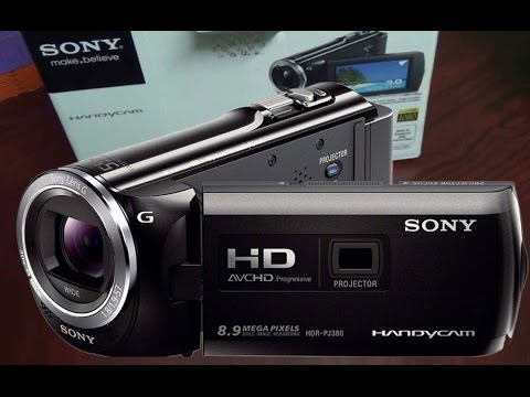 Sony Handycam video Camera unboxing & first look in hindi