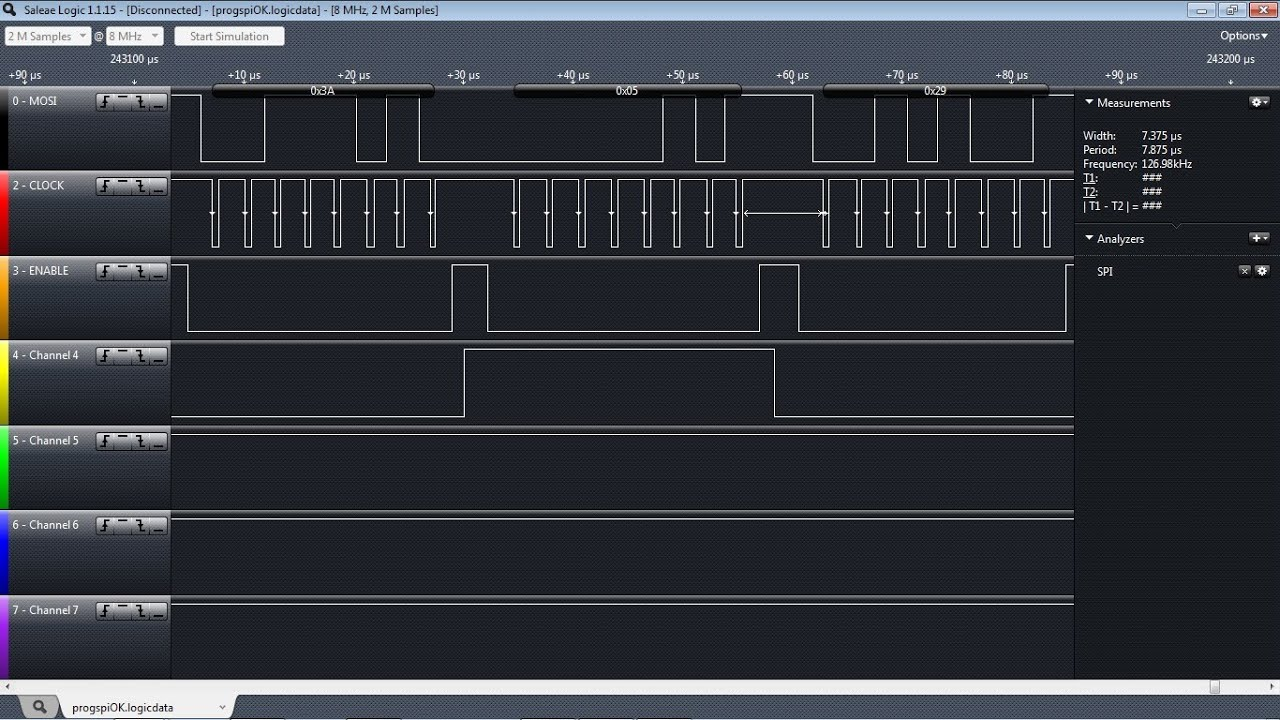 STM32F4 ST7735 TFT SPI LCD HAL EXAMPLE