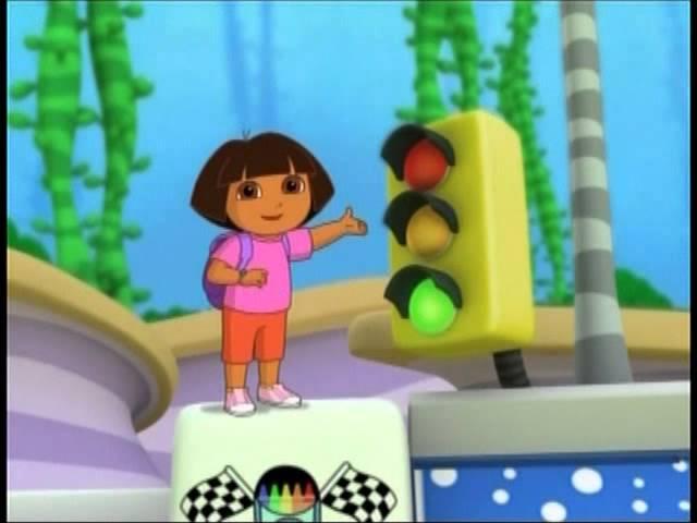 Gymnastics Explorer Dora Game