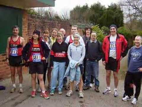 St Helens Striders