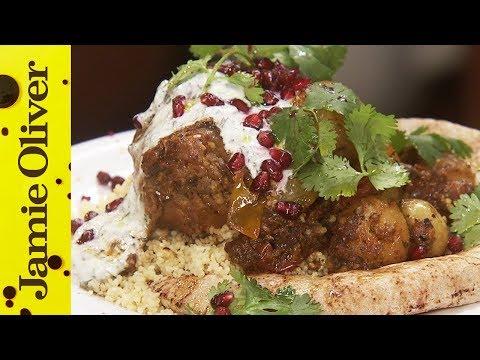 Classic Lamb Shank Tagine | Jamie Oliver