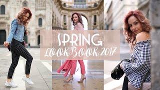 LOOKBOOK PRIMAVERA 2017