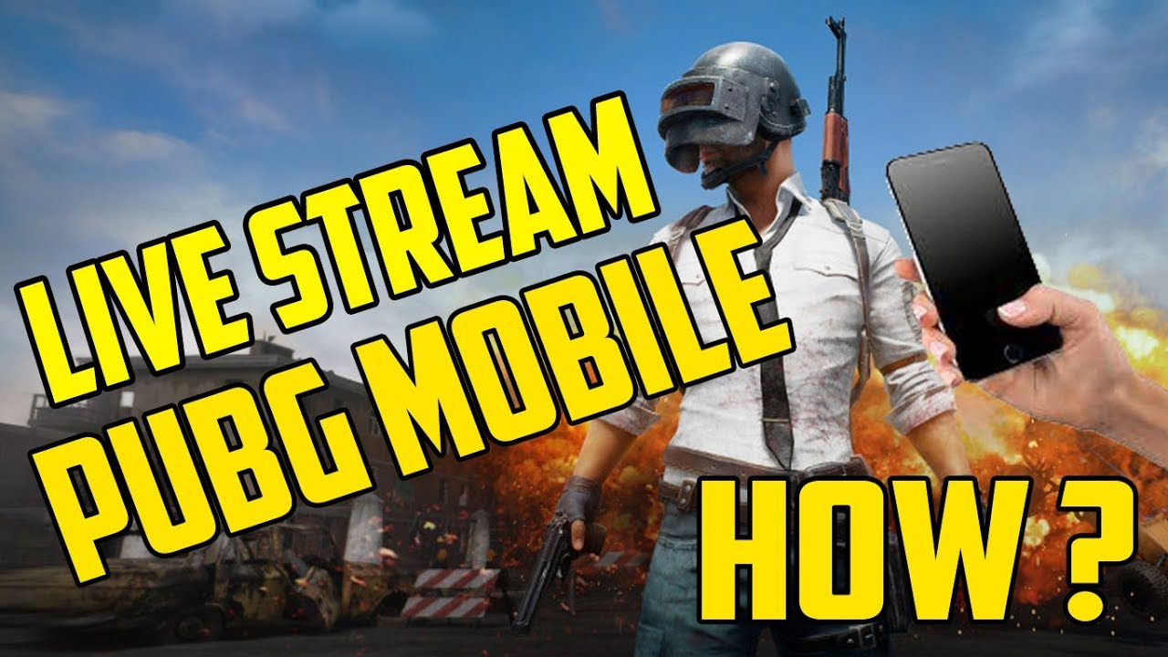 pubg pubg mobile live
