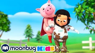 Super Pig   Kids Learning Videos   Nursery Rhymes   ABCs And 123s