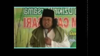 kyai gondrong gus muafiq (sekolah menganal gusti Allah)