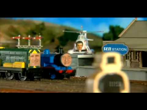 Grant Thomas the Tank Engine
