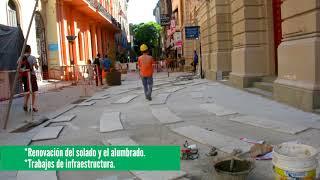 Revitalización de la peatonal
