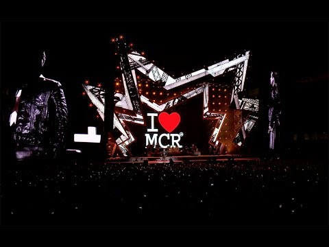 Robbie Williams | Manchester We