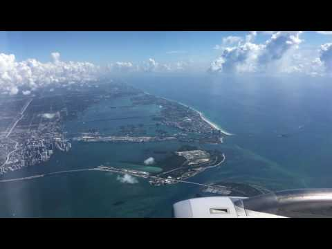 Travelling from Port of Spain, Trinidad to Miami, Florida - Cruise Port