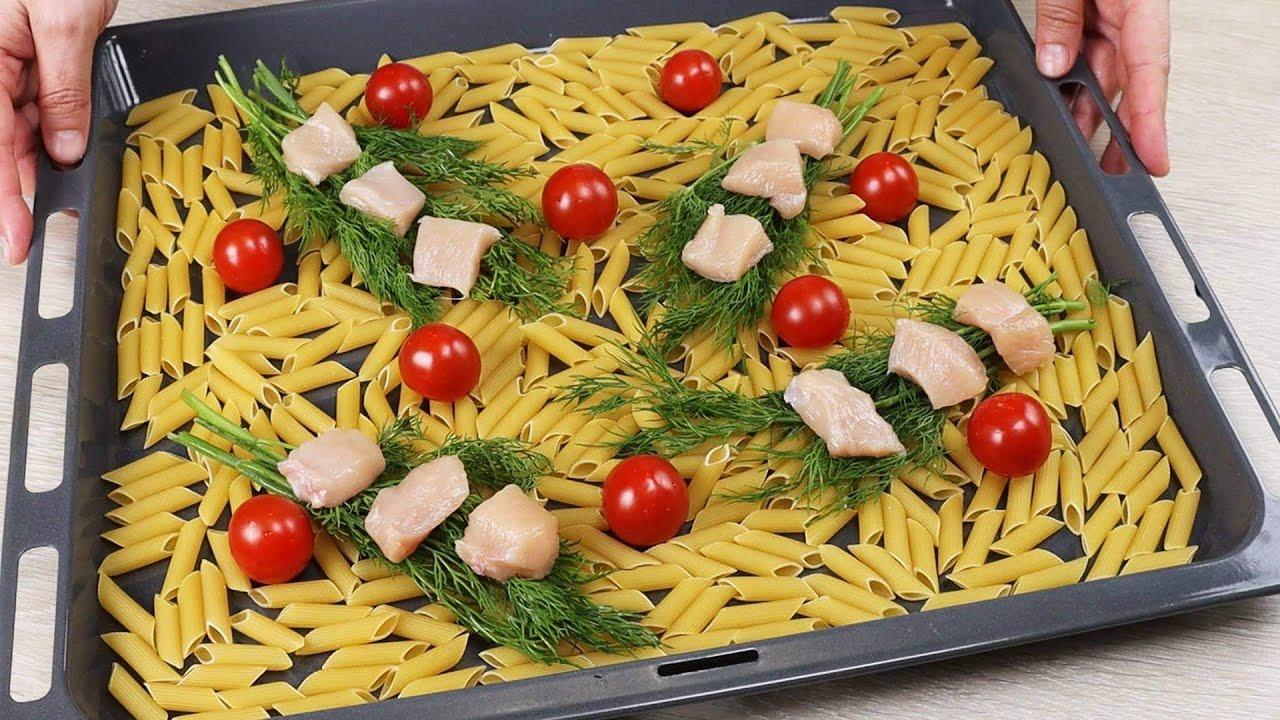 Почему я раньше так не готовила макароны! Неимоверная вкуснятина!  Проще простого
