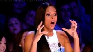 Lucky & Area 51 Britain's Got Talent  2012 Audition