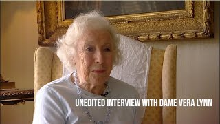 Unedited interview with Dame Vera Lynn - We'll meet again
