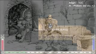 Slayers Online - Quête principale - Partie 13 - La grotte Manadh et les Plaines de Nahand
