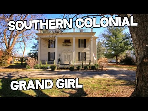 Southern Colonial home Luxury, Designer Home, Make Money with Airbnb, VRBO, Danville Kentucky
