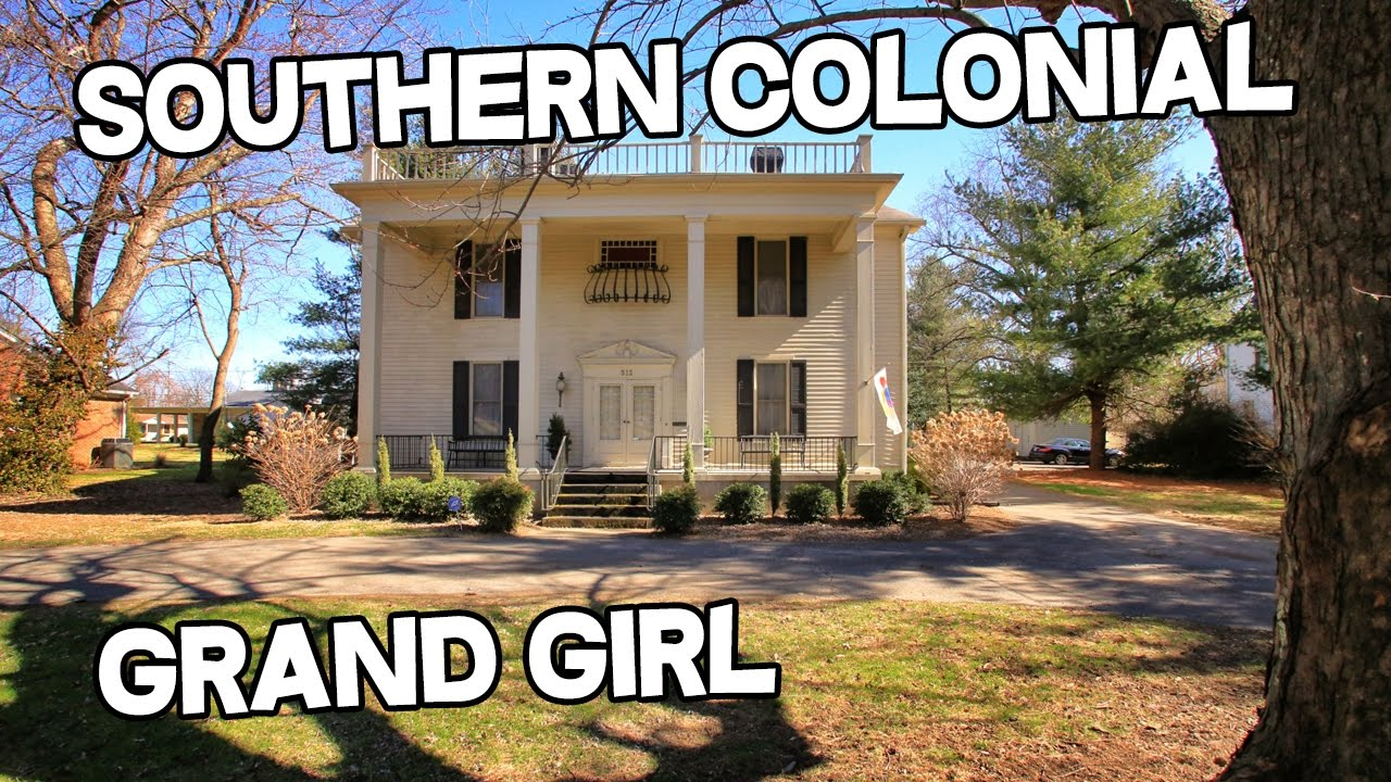 Southern Colonial home Luxury Designer Home Make Money with Airbnb