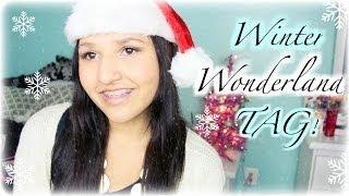 Winter Wonderland Tag! CREATED BY ME AND TheBeautyGuru4u