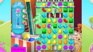 Candy Crush Soda Saga Level 1156 NO BOOSTERS Cookie