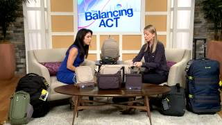 pacsafe featured on the balancing act