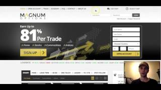 Magnum Options Review 2016 -  What You Need To Know About Magnum Options Trading Broker - Youtube