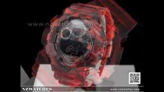 Casio G-SHOCK Military Camouflage Sport Watch GD-120CM-4, GD120CM