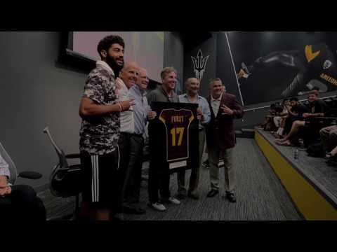 Student-Athlete Facility Unveiled To Sun Devil Football