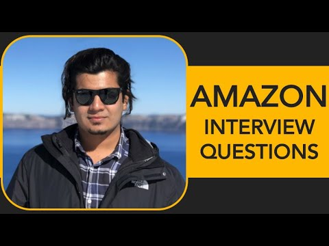 Amazon Interview Questions and Tips