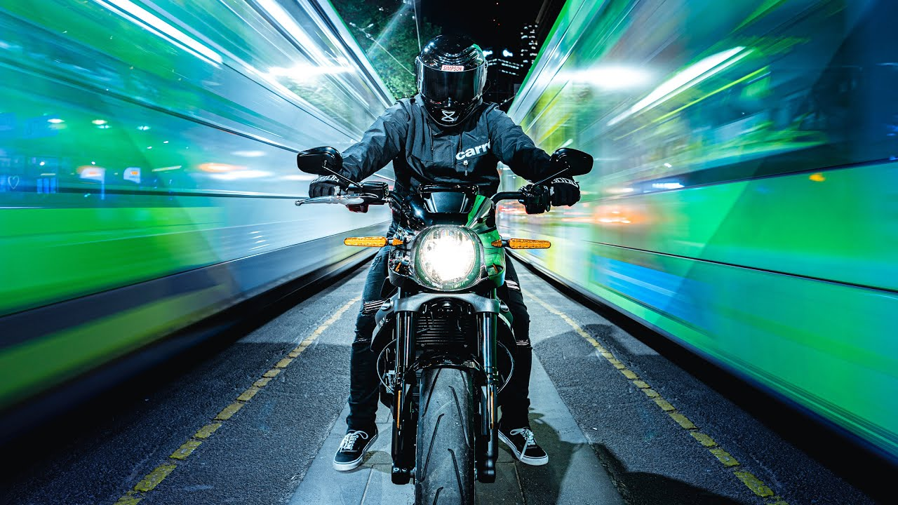 GET PAID TO PHOTOGRAPH BIKES!