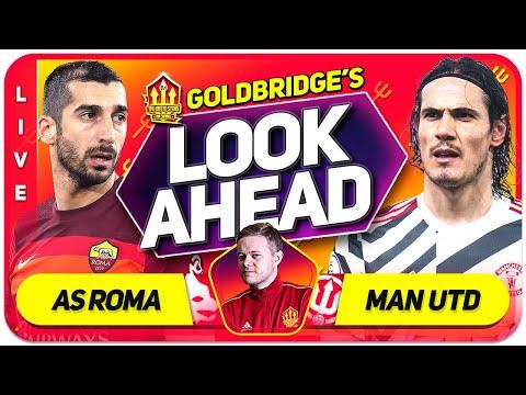 ROMA vs MAN UTD! SANCHO Transfer Hots Up! Man Utd News