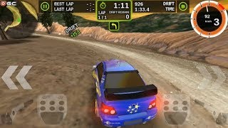 """Rally Racer Dirt - Rally Speed Car Drift Games """"Star Rally"""" Android Gameplay FHD #6"""