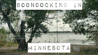 Minnesota Free Overnight Camping