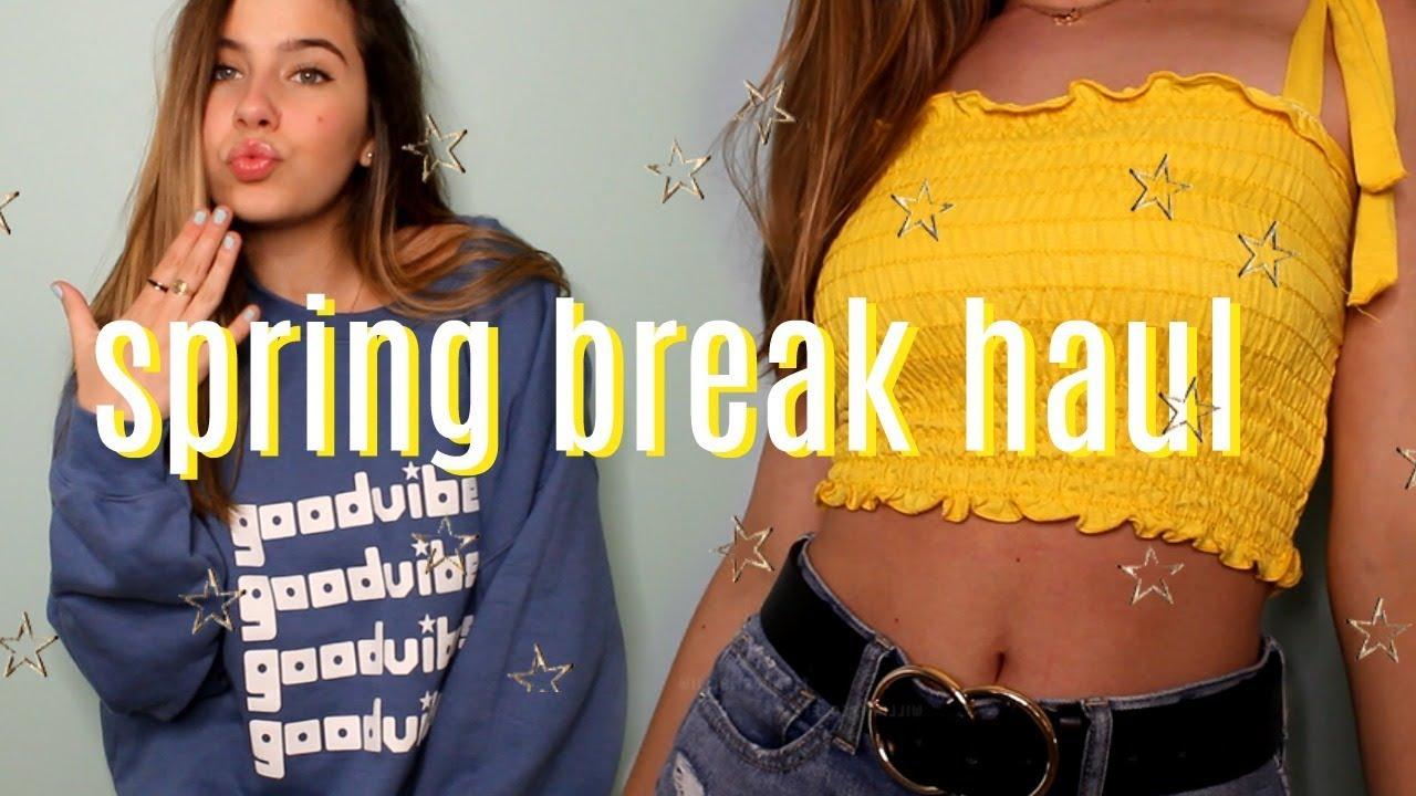 763ca82c7202 HUGE SPRING BREAK HAUL ft. fashion nova