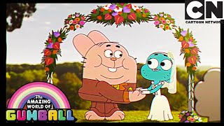 Valentine's Day In Elmore  | Gumball | Cartoon Network