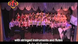 مزمور التوزيع الصيامي لأيام الصوم الكبير