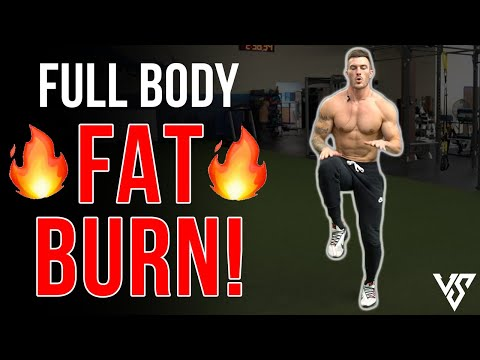 15 Minute Full Body Calorie Burn (SIMPLE & EFFECTIVE!)